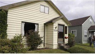 La casa de la infància de Kurt Cobain, a la venda