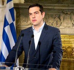 Foto: Grècia.- Tsipras declara el seu