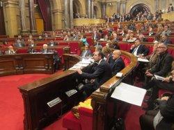 Foto: Els partits es donen una setmana més per negociar el sistema electoral (EUROPA PRESS)