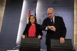 Foto: Consell.- L'Estat recorrerà davant del TC la llei catalana d'acció exterior (EUROPA PRESS)