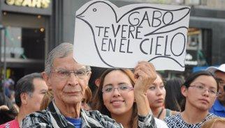Primer aniversari sense Gabo, un any de solitud