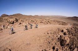 Foto: Alta muntanya, desert extrem i navegació, claus de la X Titan Desert by Garmin (MARC GASCH)