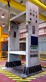 Foto: El proyecto Iesei de Sando prueba con éxito estructuras de hormigón prefabricado resistentes a los seísmos