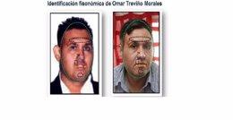 Foto: México confirma la identidad del líder del cártel de Los Zetas (PROCURADURÍA GENERAL DE LA REPÚBLICA)