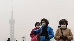"""Foto: China castigará con """"mano de hierro"""" la contaminación (REUTERS)"""