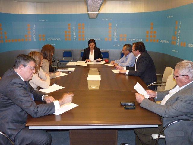 Foto: El PPCV aprueba por unanimidad los candidatos a las alcaldías de las localidades de más de 20.000 habitantes
