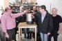 Foto: La capital acoge el primer taller para invidentes sobre elaboración de cerveza