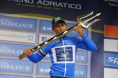 Foto: Tirreno-Adriático: Quintana, nuevo 'rey de los Dos Mares' (BETTINI)