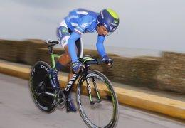 "Foto: Nairo Quintana: ""El equipo estuvo siempre a la altura"" (ROBERTO BETTINI)"