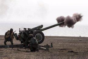 Foto: Rusia acusa a Ucrania de violar los acuerdos de paz de Minsk (MARKO DJURICA / REUTERS)