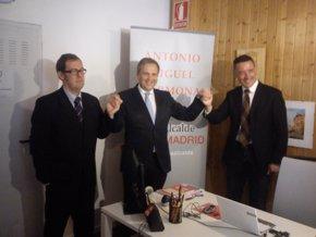 Foto: Pérez Boga deja de presidir a los inspectores para ir en la lista del PSOE (EUROPA PRESS)