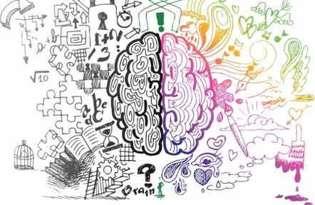 Foto: El cerebro convierte las palabras en imágenes (GETTY//CARLACASTAGNO)