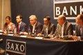 Foto: Saxo Bank pide una solución al tema de Riis (EUROPA PRESS)