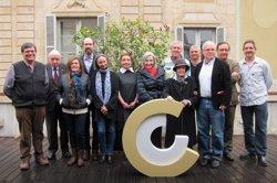 Foto: Núria Espert, Francesc Parcerisas i Jaime Rosales, entre els Premis Nacionals de Cultura (EUROPA PRESS)