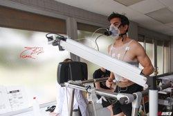 Foto: Marc i Àlex Márquez passen les proves mèdiques (ALEJANDRO CERESUELA)
