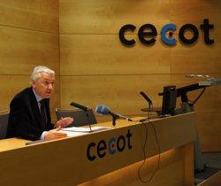 Foto: Acc.Aeri.- Cecot expressa el seu suport als cercles pròxims de les víctimes (EUROPA PRESS)