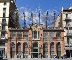 Foto: La Fundació Antoni Tàpies convoca un concurs internacional per buscar director (LLUÍS BOVER/FUND.TÀPIES)