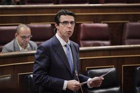 Foto: Soria dice que la regulación de renovables fue elaborada por el Ministerio (EUROPA PRESS)