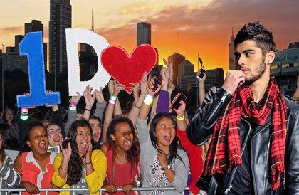 Foto: Zayn Malik: las fans de One Direction lloran en Twitter su abandono