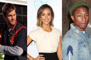Foto: Jessica Alba, Tom Brady y Pharrell Williams, cameos de lujo en Entourage (CORDON PRESS)