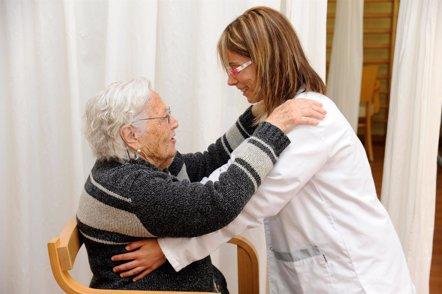 Foto: El 45% de los mayores de 100 años tiene un buen estado de salud (SANITAS RESIDENCIAL)