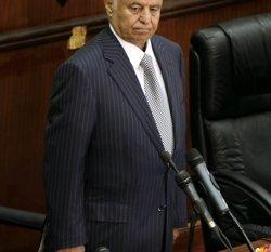 Foto: Iemen.- Hadi es trobaria a Oman, segons Sky News Arabia (REUTERS)