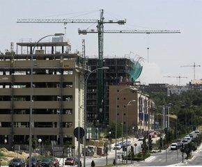 Foto: Portales inmobiliarios dicen que el alza de hipotecas en enero muestra que lo peor del sector ya ha pasado (EUROPA PRESS)