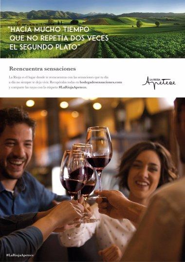 Foto: La Rioja apetece para reencontrar sensaciones (LA RIOJA APETECE)