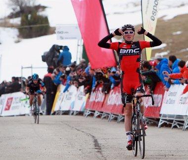 Foto: Van Garderen gana en La Volta y De Clercq, líder (LUIS BARBOSA)