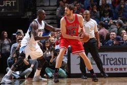 Foto: Els Bulls prenen Toronto després d'un espectacular últim quart (DAVID SHERMAN/NBAE)