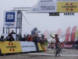 Foto: Van Garderen (BMC) venç a La Molina i De Clercq és líder (HTTP://WWW.VOLTACATALUNYA.CAT/)