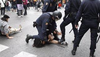 44 causas para ser multado por la Ley de Seguridad Ciudadana