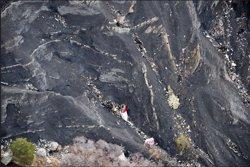 Foto: Acc.Aeri.- Les causes de l'accident de Germanwings no varien les indemnitzacions de les víctimes (MINISTERIO DEL INTERIOR FRANCÉS)