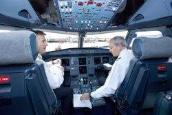 Foto: Acc.Aeri.- Easy Jet obligarà que sempre hi hagi dos membres de la tripulació a cabina (EUROPA PRESS)