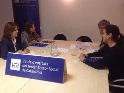 Foto: La Taula del Tercer Sector trasllada a Mejías (C's) 60 propostes per combatre la desigualtat (MESA DEL TERCER SECTOR)