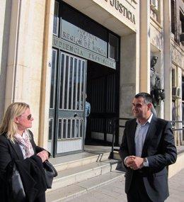 Foto: Ex alcalde de Totana (Murcia) se enfrenta a 10 años de cárcel (EUROPA PRESS)