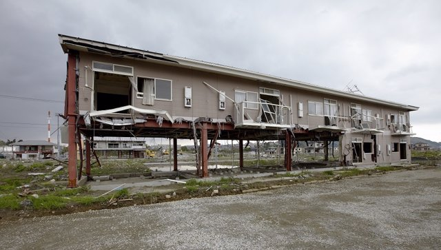 Foto: El tsunami de Japón de 2011 liberó miles de toneladas de gases invernadero