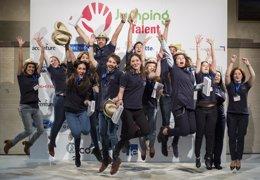 Foto: La III edición de Jumping Talent reconoce el talento de 9 jóvenes (UNIVERSIA)