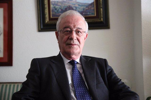 Foto: Economía.- Pedro Rivero, presidente de Liberbank, nombrado Economista del Año 2015 por los economistas de Cantabria
