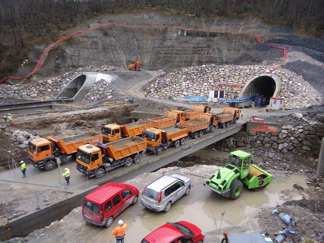 Foto: Fomento adjudica las obras civiles de la variante del Payares