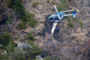 Foto: Allianz Global Corporate cubrirá a las víctimas de Germanwings incluso si el accidente es provocado (MINISTERIO DEL INTERIOR FRANCÉS)
