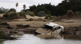 Foto: Un temporal de lluvia en el estado de Veracruz (México) deja 7 muertos (TOMAS BRAVO)