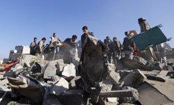 Foto: Nacions Unides evacua el seu personal de Sanà (KHALED ABDULLAH ALI AL MAHDI)