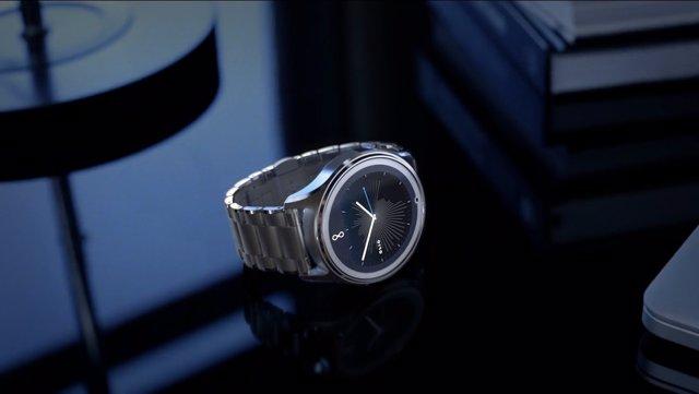 Foto: Olio: el smartwatch de 600 dólares con algo de Apple, la NASA y Pixar
