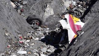El fiscal mantiene que el siniestro del avión estrellado en Los Alpes es un homicidio involuntario