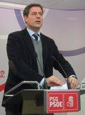 """Foto: Besteiro reprocha al PP su """"discurso viejo"""" sobre la lista más votada (EUROPA PRESS)"""
