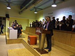 Foto: Collboni (PSC) demana a Trias la transformació de Glòries (EUROPA PRESS)