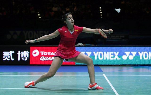 Foto: Carolina Marín cae en semifinales del Abierto de la India