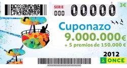 Foto: El Cuponàs de la ONCE reparteix 9,7 milions a Granollers (EUROPA PRESS/ONCE)