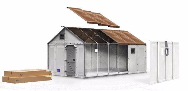 Ikea mejorar la vida de los refugiados con casas - Ikea coste montaje ...